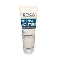 Epica Professional Увлажняющая маска для сухих волос с маслом какао и экстрактом зародышей пшеницы Intense Moisture
