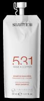 Selective Professional 531 - Шампунь-маска для возобновления цвета волос - медный