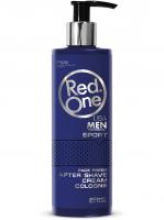 RedOne парфюмированный гель после бритья After Shave Cream Cologne SPORT