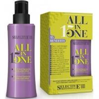 Selective Professional All In One - Маска-спрей 15в1 для всех типов волос