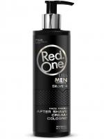 RedOne парфюмированный гель после бритья After Shave Cream Cologne SILVER