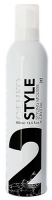 "С:EHKO Crystal Style Mousse Crystal - Пена для укладки волос ""Кристалл"""