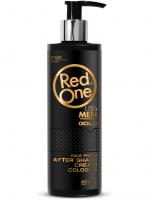 RedOne парфюмированный гель после бритья After Shave Cream Cologne GOLD