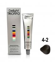 Constant Delight Trionfo - 4-2 средний коричневый пепельный