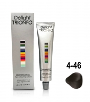 Constant Delight Trionfo - 4-46 средний коричневый бежевый шоколадный