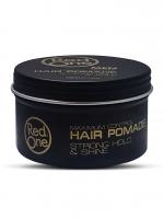 RedOne сияющая помада для волос сильной фиксации Hair Pomade STRONG HOLD & SHINE