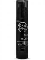 RedOne жидкий воск для волос ультрасильной фиксации Liquid Hair Wax SILVER