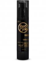 RedOne жидкий воск для волос ультрасильной фиксации Liquid Hair Wax GOLD