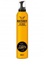 REDIST Professional мусс для волос экстрасильной фиксации Hair Mousse FULL FORCE