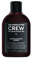 American Crew Shave Revitalizing Toner - Восстанавливающий лосьон после бритья