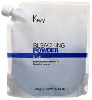 Kezy - Порошок обесцвечивающий голубой Bleaching powder blue