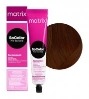 Matrix SoColor Pre-Bonded - 4NW натуральный теплый шатен, 90 мл