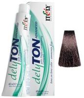 Itely Hairfashion Delyton Advanced 4N Medium Brown - 4N каштановый