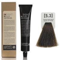Insight InColor - 5.3 Перманентный краситель золотистый светло-коричневый, 100 мл
