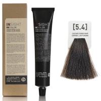 Insight InColor - 5.4 Перманентный краситель медный светло-коричневый, 100 мл
