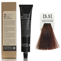 Insight InColor - 5.5 Перманентный краситель махагоновый светло-коричневый, 100 мл