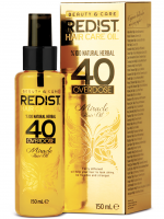 REDIST Professional масло для волос с 40 видами ценных масел Hair Care Oil OVERDOSE 40
