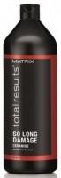 Matrix TR So Long Damage кондиционер для восстановления ослабленных волос с керамидами