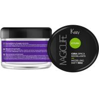 Kezy - Воск моделирующий с матовым эффектом средней фиксации Modeling MATT wax