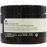 INSIGHT Нейтрализирующая маска с фитокератином Post Chemistry