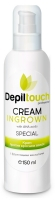 Depiltouch крем против вросших волос с фруктовыми АНА кислотами