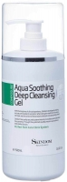 Skindom универсальный успокаивающий глубоко очищающий гель Aqua Soothing Deep Cleansing Gel