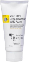 Skindom пенка для сверхглубокой очистки дрожжевая Yeast Ultra Deep Cleansing Whip Foam