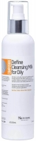 Skindom очищающее молочко для жирной кожи лица Define Cleansing Milk For Oily