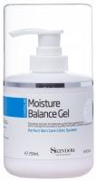 Skindom глубокоувлажняющий гель для лица с матирующим эффектом Moisture Balance Gel