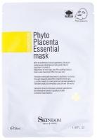 Skindom маска тканевая с фитоплацентой Рhyto placenta essential mask