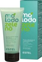Estel Professional - Маска-увлажнение с хлорофиллом для лица Molodo Zeleno