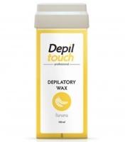 """Depiltouch - Воск в картридже """"Банан"""" (средний, +40 С)"""
