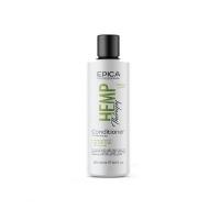 Epica Professional кондиционер для роста волос с маслом семян конопли, витамином PP, AH и BH кислотами Hemp therapy Organic