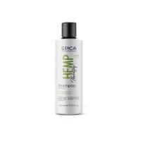 Epica Professional шампунь для роста волос с маслом семян конопли, AH и BH кислотами Hemp therapy Organic