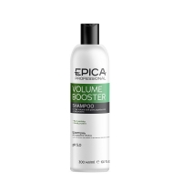 Epica Professional - Шампунь Volume booster для придания объёма волос с растительными пептидами и протеи