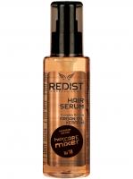 REDIST Professional ухаживающая сыворотка с кератином и аргановым маслом Hair Serum Argan Oil & Keratin HAIR CARE MIXER