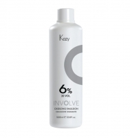 Kezy Involve Cream Developer 6% - Окисляющая эмульсия 6%
