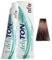 Itely Hairfashion Delyton Advanced 6N Dark Blonde - темно-русый 6N