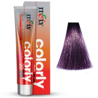 Itely Hairfashion Colorly 2020 Dark Blonde Ultrared Violet  - 6UV Фиолетовый темный блонд ultrared