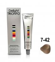 Constant Delight Trionfo - 7-42 средний русый бежевый пепельный
