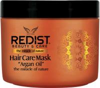 REDIST Professional восстанавливающая питательная маска с аргановым маслом Hair Care Mask ARGAN OIL