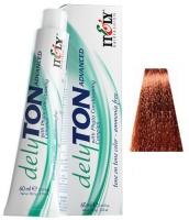 Itely Hairfashion Delyton Advanced 7RR Intense Copper Blonde - 7RR насыщенный медно русый