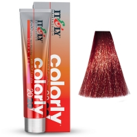 Itely Hairfashion Colorly 2020 Blonde Ultrared Fire Red - 7URF Огненно-красный блонд ultrared
