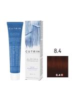 Cutrin Aurora Demi - Безаммиачный краситель 8.4 Светлый медный блондин