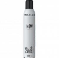 Selective Professional - Эко-лак для придания объема Pure mist