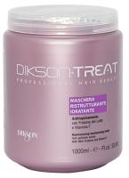 Dikson - Восстанавливающая увлажняющая маска для волос с витамином F Restructuring Moisturizing Mask