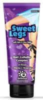 SolBianca Sweet Legs - Крем для загара в солярии для ног с маслом кофе, маслом Ши и бронзаторами