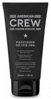 American Crew Shave Precision Shave Gel - Гель для бритья