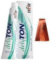Itely Hairfashion Delyton Advanced 8RR Light Intense Copper Blonde - 8RR насыщенный медно-светло-русый