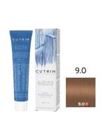 Cutrin Aurora Demi - Безаммиачный краситель 9.0 Очень светлый блондин